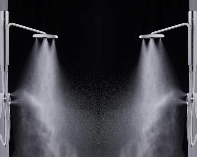 Atomizing Shower Head