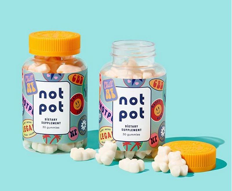 Not Pot Vegan Gummies