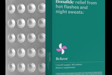 Relizen Natural Menopause Supplement