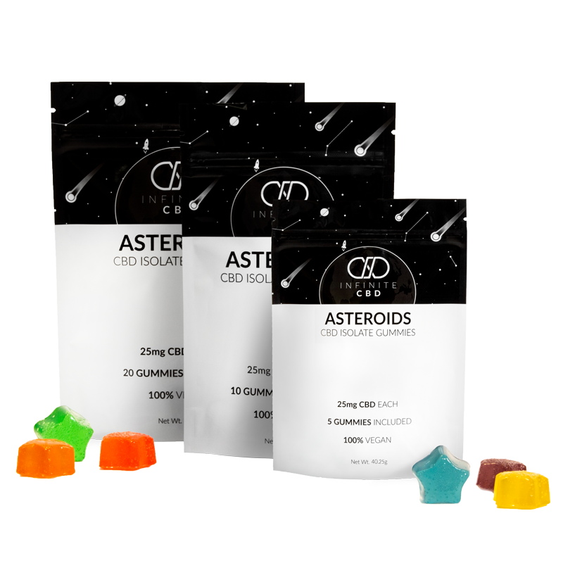 CBD Asteroids Gummies