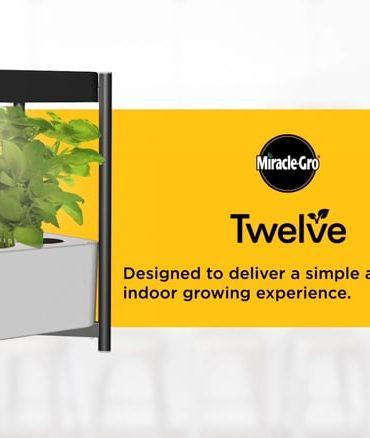 Miracle Gro Twelve Indoor Growing System