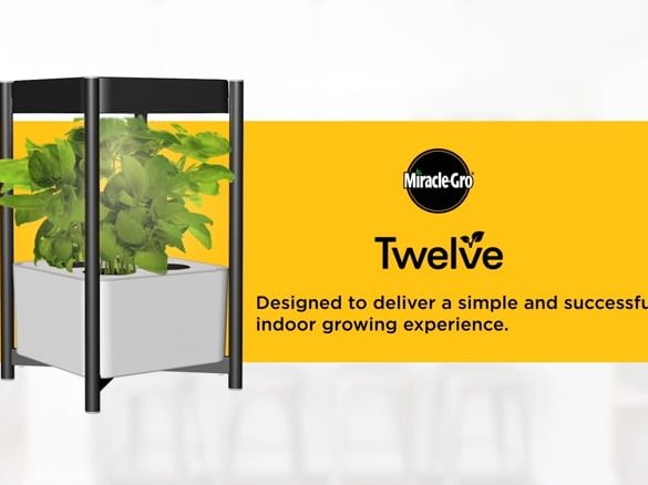 Miracle Gro Twelve Indoor Growing System