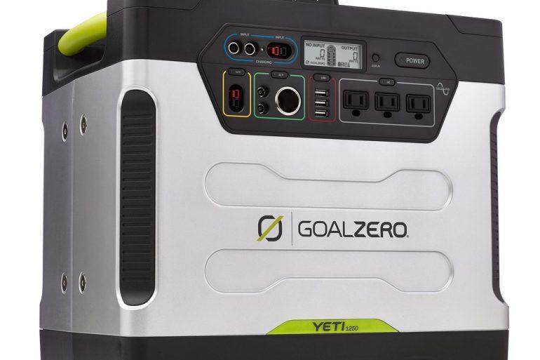 Goal Zero Yeti