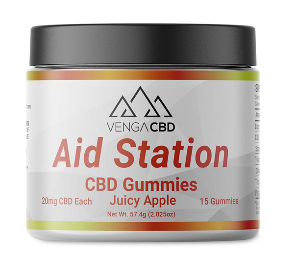 Aid Station CBD Gummies