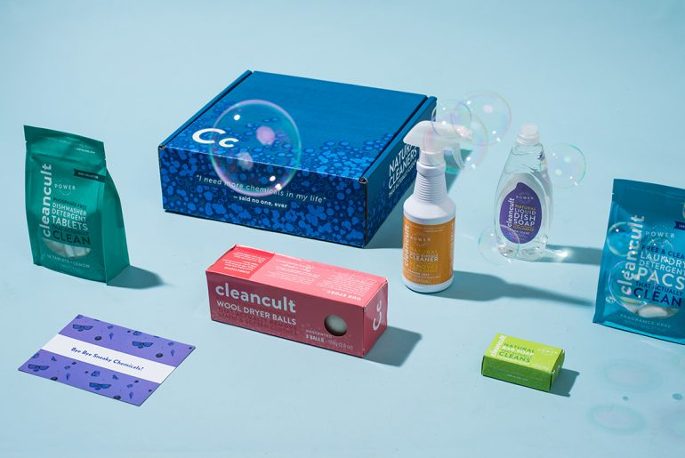 CleanCult: Organic Cleaning Products