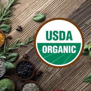Certified Organic CBD Oil