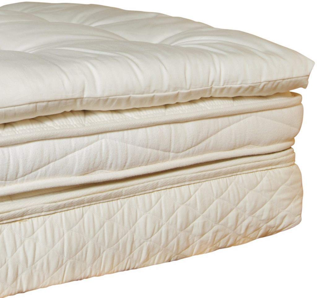 Holy Lamb Organics Mattress Toppers