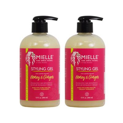 Mielle Organics Styling Gel Honey ginger & Ginger