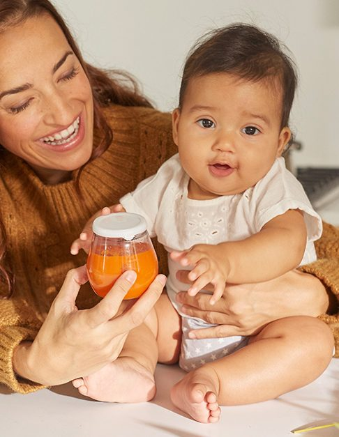 Organic Baby Food Delivery by Hello Yumi