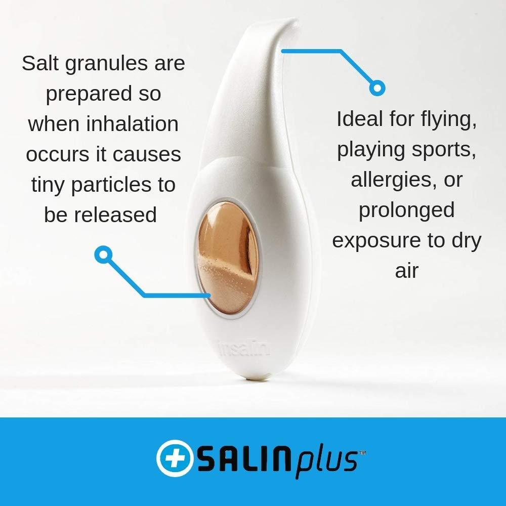 salin plus salt inhaler