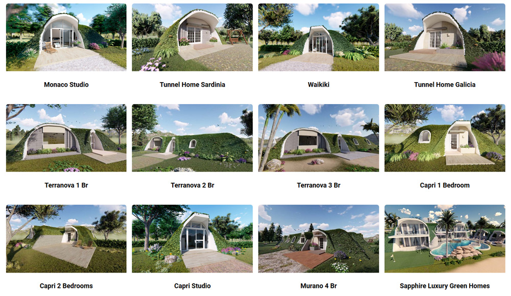 how much do green magic homes cost?