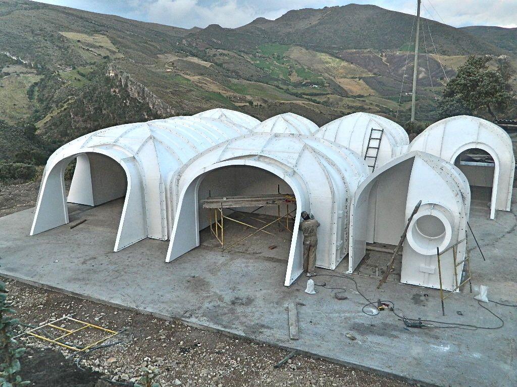 Hobbit House Shell