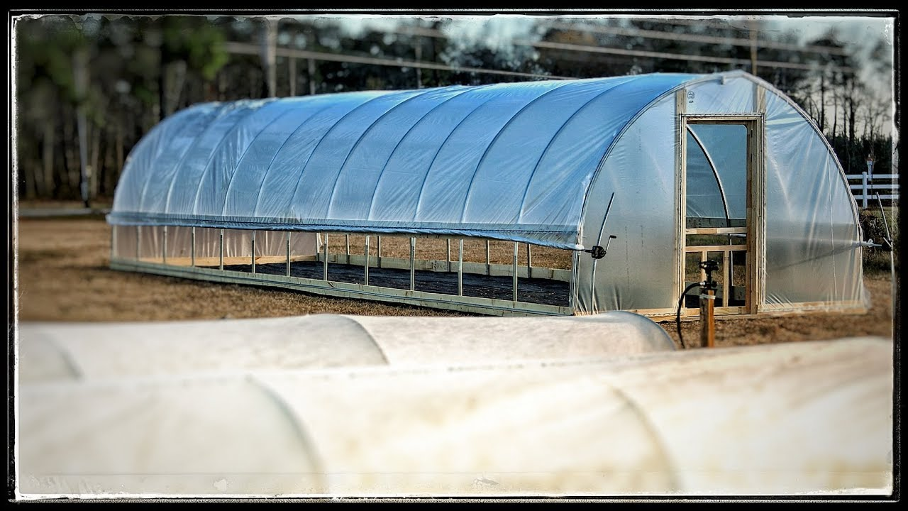greenhouse plastic