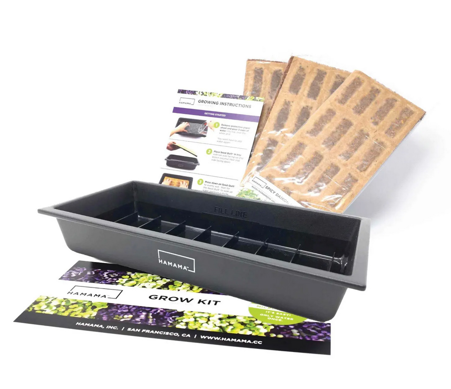 Hamama Microgreens Kits For Sale