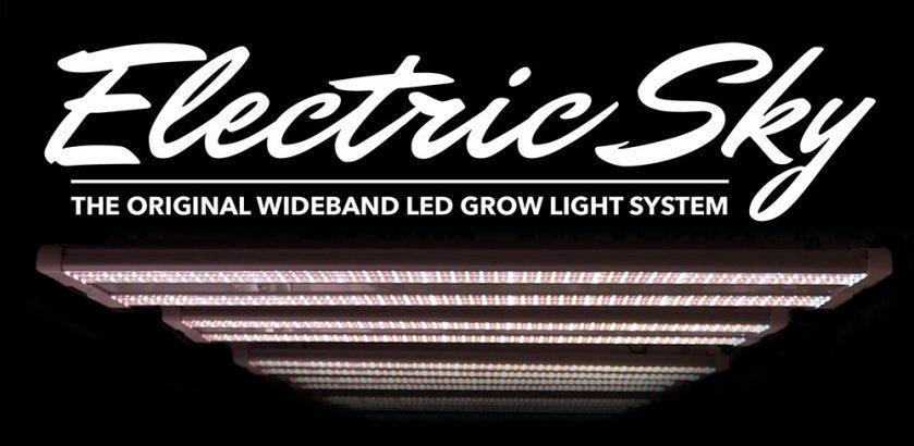 electric sky led lights for sale