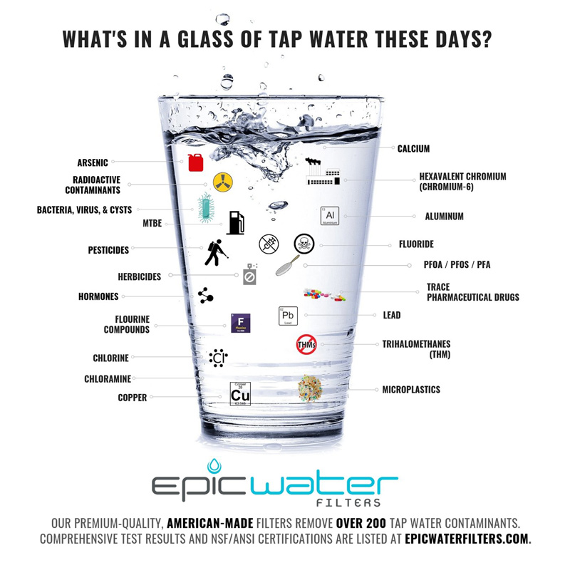 Epic Water Advanced Filtration System