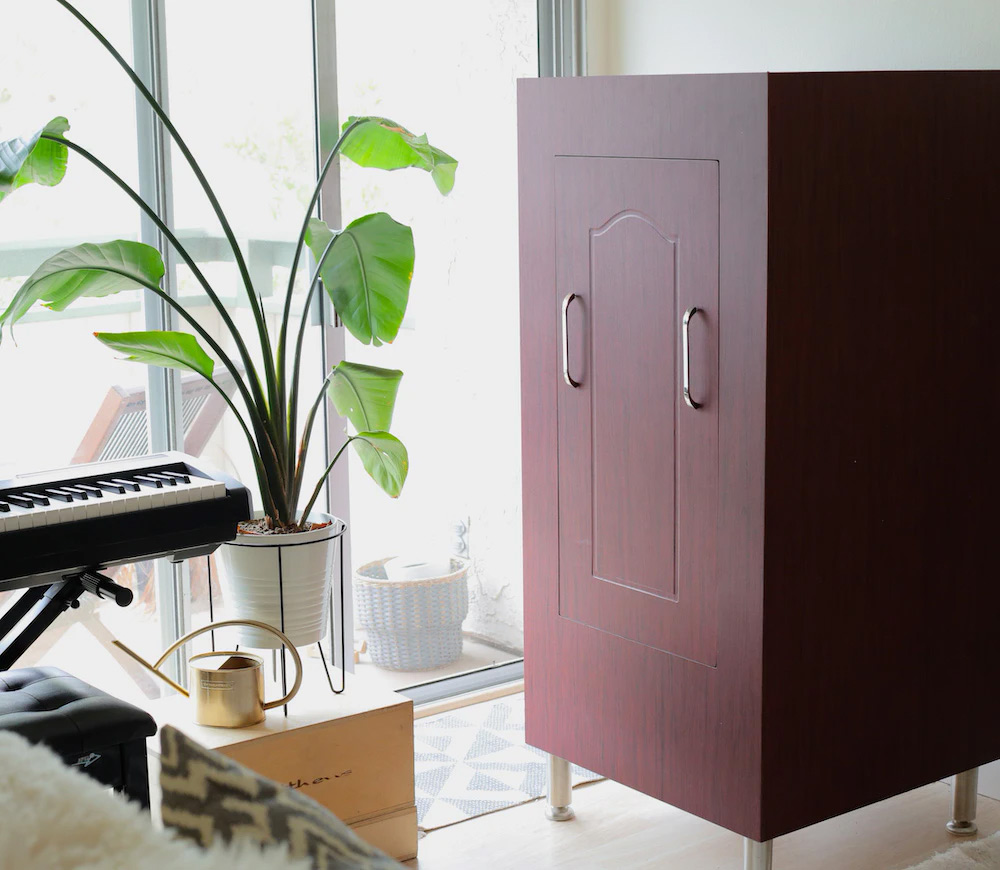 The Armoire Grow Cabinet by Green Goddess Supply