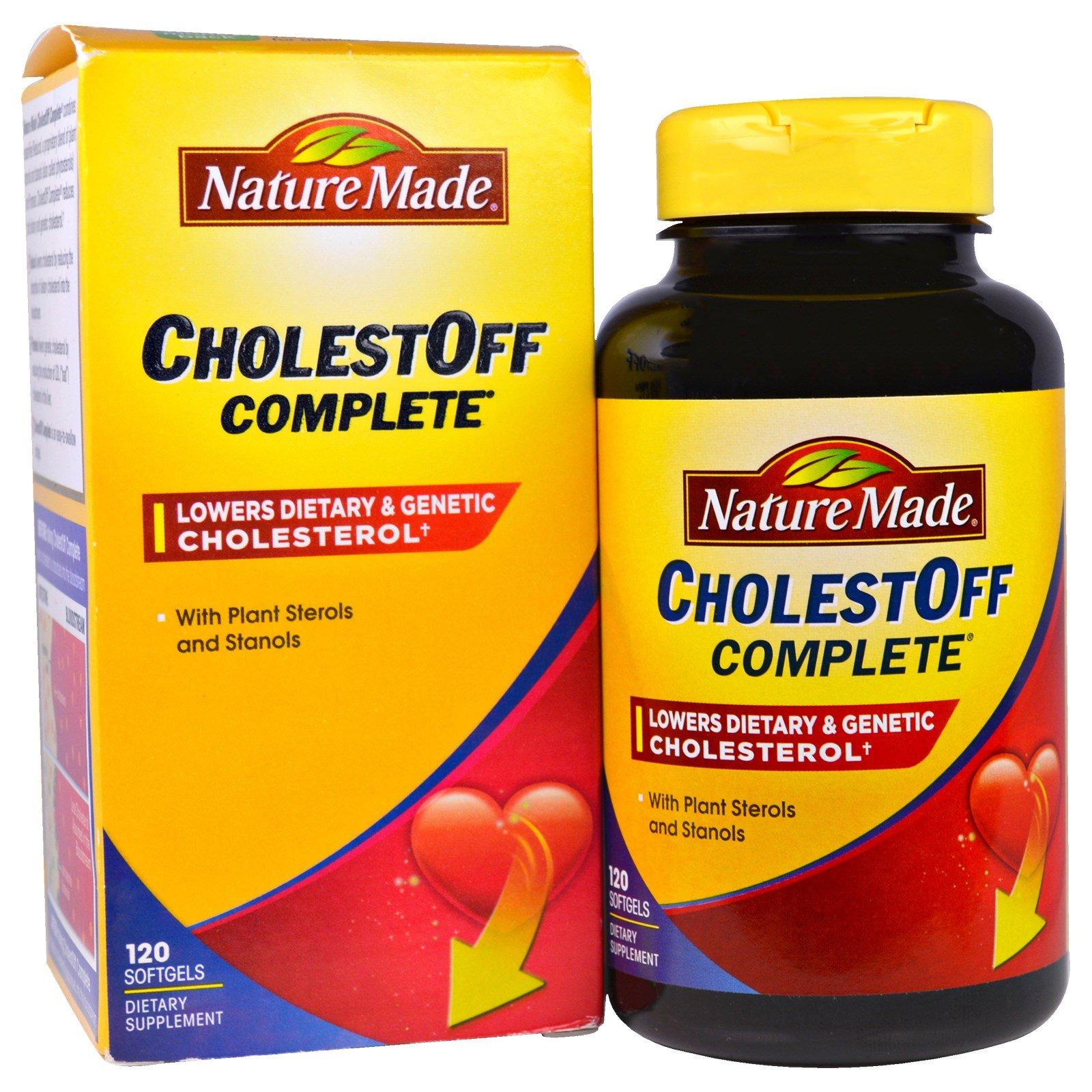 NatureMade CholestOff Complete